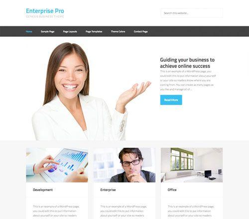 Studiopress Enterprise Pro