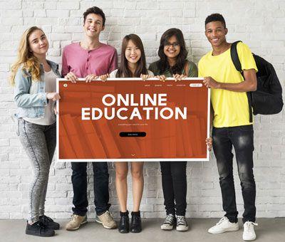 线上课程教学平台