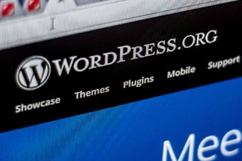 Wordpress 部落格