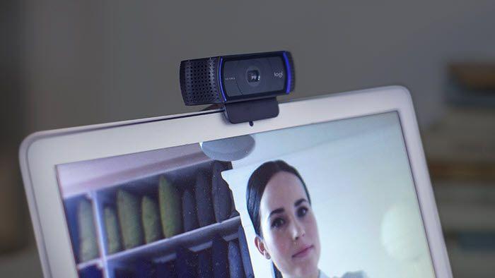 Logitech C920 網路攝影機