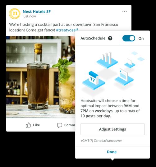 Hootsuite 社群行銷管理工具