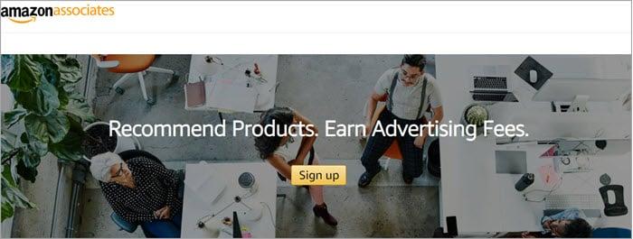 亚马逊联盟 (Amazon Associates)