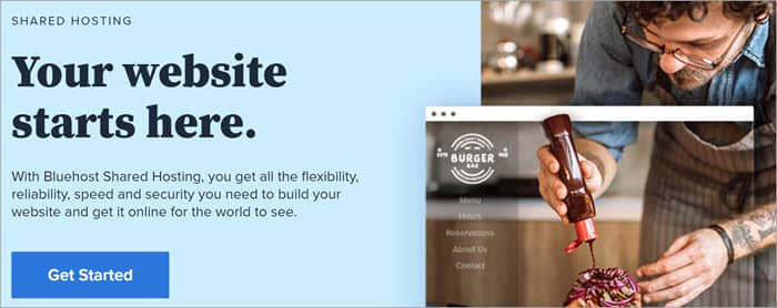 Bluehost 虚拟主机
